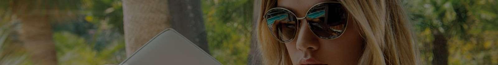 sunglasses on girl
