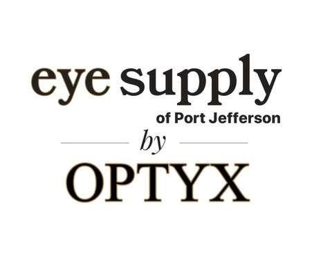 OPTYX | Eye Supply Port Jefferson